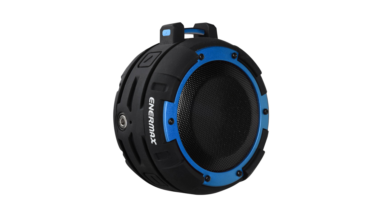 Enermax O/'marine EAS03-RW Waterproof Wireless Speaker Red//White